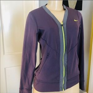 Nike Dry Fit workout Jacket